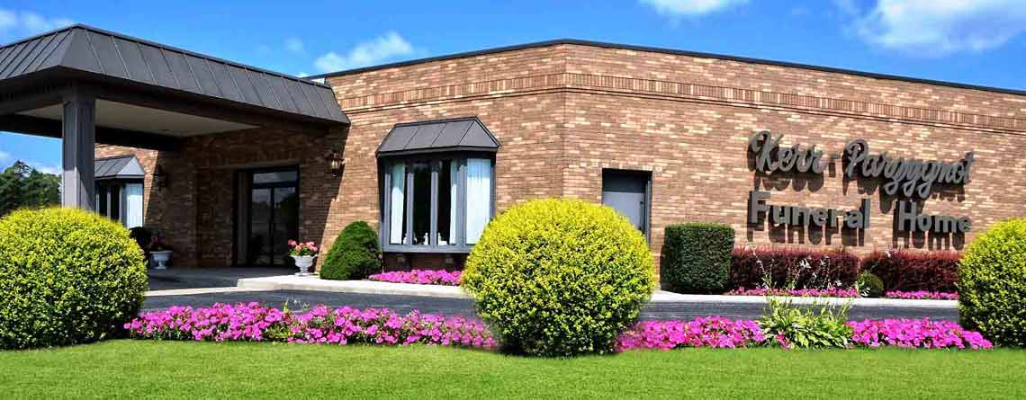Kerr-Parzygnot Chicago Heights Funeral Home Chicago Heights IL